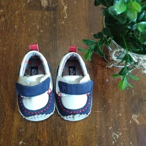 M&S Baby Boy Infant Shoes, Size 0-3 Months